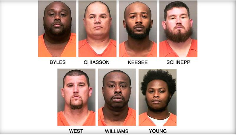 Bounty hunters arrested in mistaken identity slaying