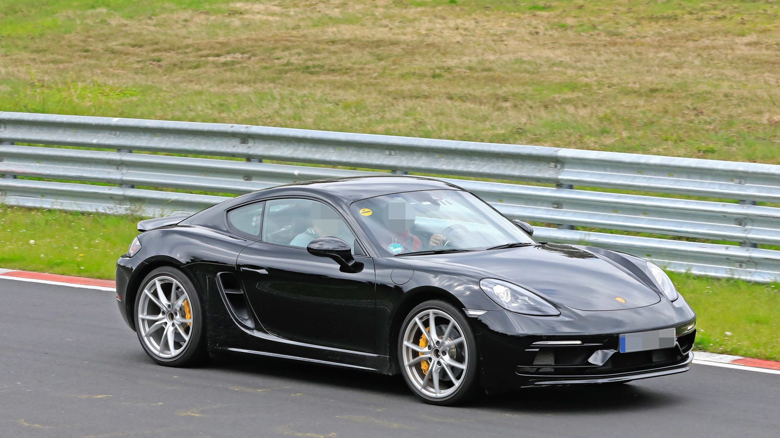 Six Cylinder Porsche 718 Boxster and Cayman Touring Models Spied Testing – Jalopnik