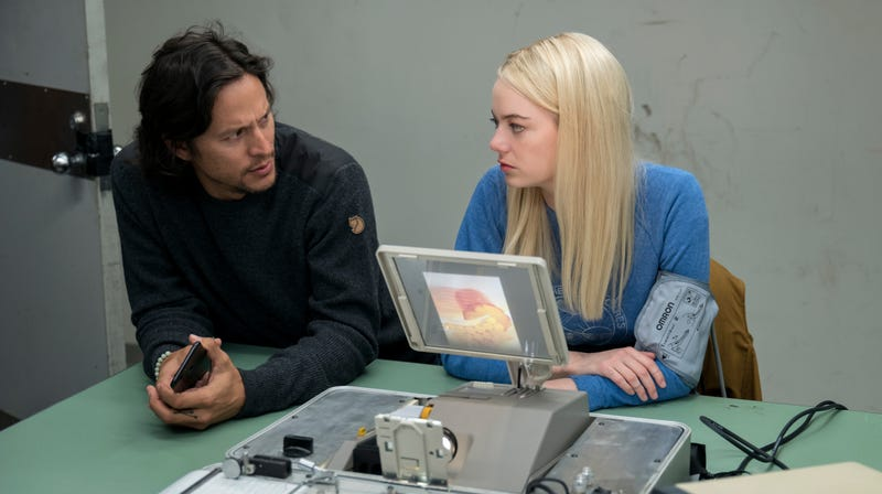 Illustration for article titled Cary Fukunaga says he has no interest in doing a second season of Maniac