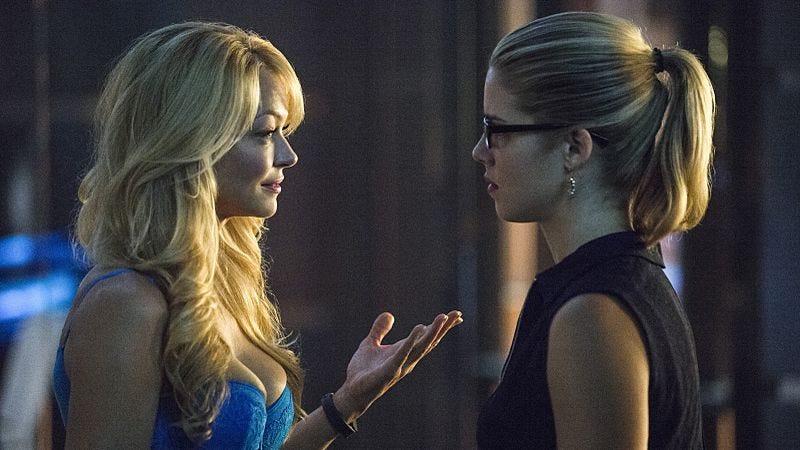 "Illustration for article titled Arrow: ""The Secret Origin Of Felicity Smoak"""