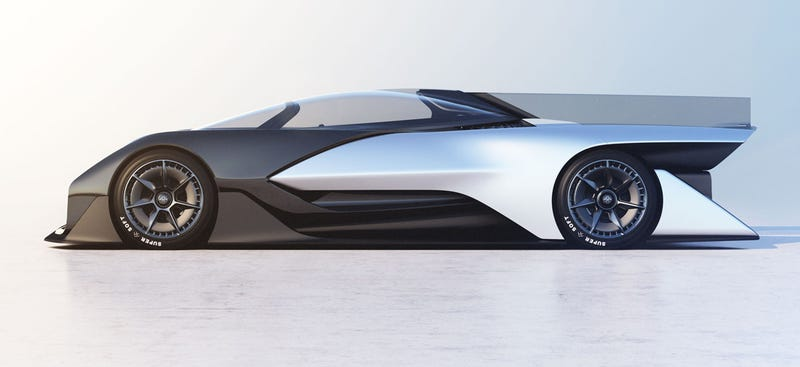 Illustration for article titled Faraday Future's $335 Million Hype Problem