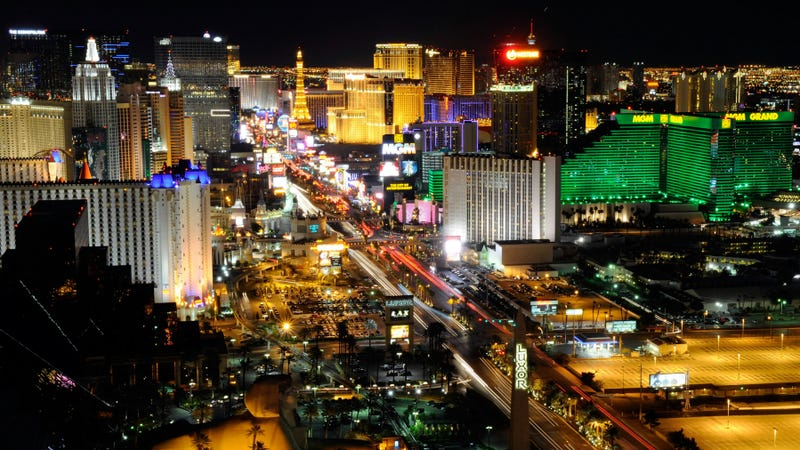 Illustration for article titled Flying To Vegas? Über Just Landed