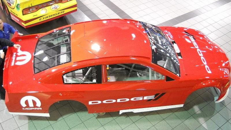 Illustration for article titled Dodge NASCAR Gallery