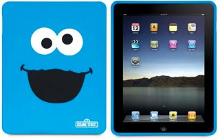 Illustration for article titled It's a Shame Kids Will Never Be Able to Afford Their Own Sesame Street iPad Cases