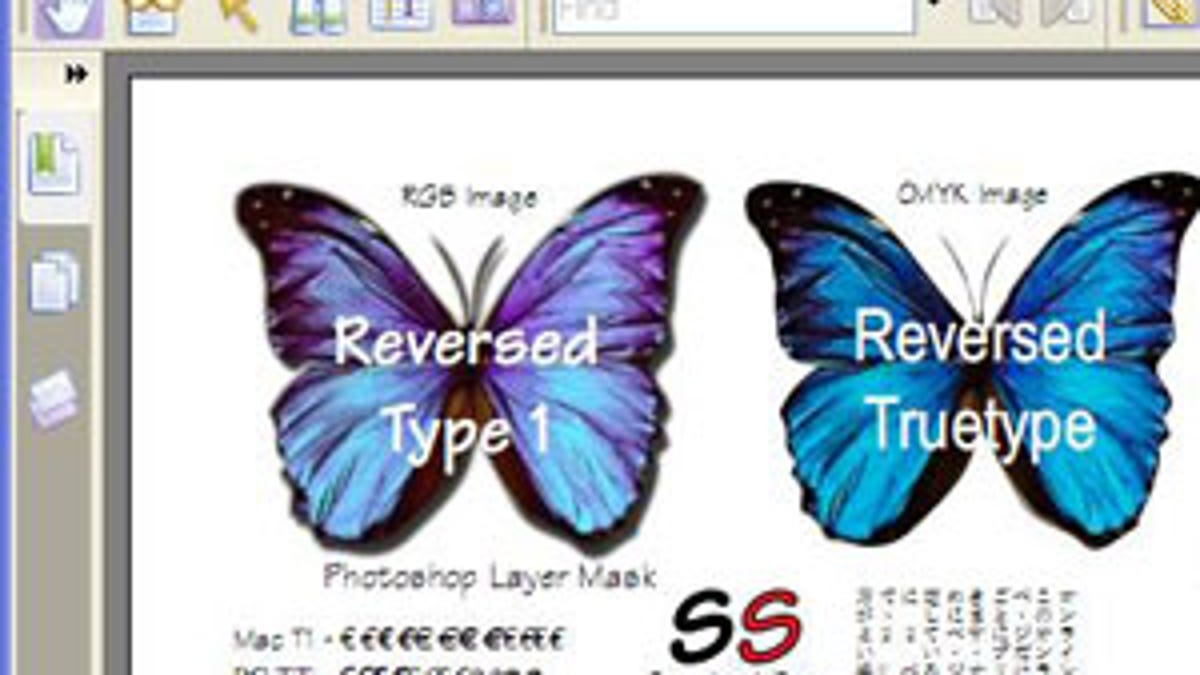 Five Best PDF Tools