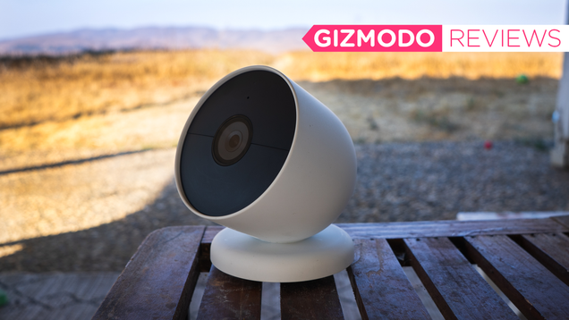 Google s Newest Nest Cam Is a Solid Security Camera If You re All In With Google