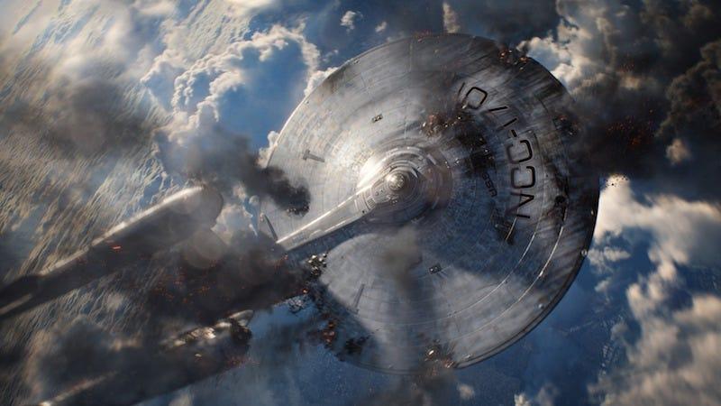 Image: Star Trek: Into Darkness, Paramount