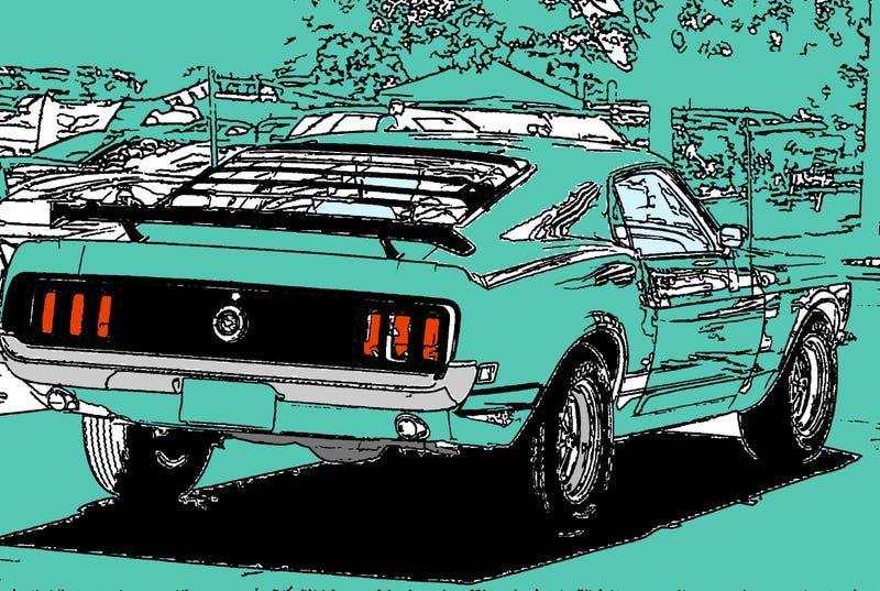 Illustration for article titled Mustang