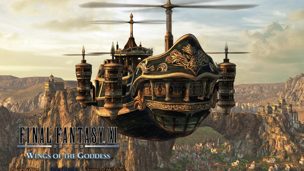 "Translating Final Fantasy XI To Life (or ""Why I don't have a"