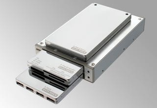 Illustration for article titled Brando 3-in-1 Data Dock Saves Case Space With Multi-Use Trays