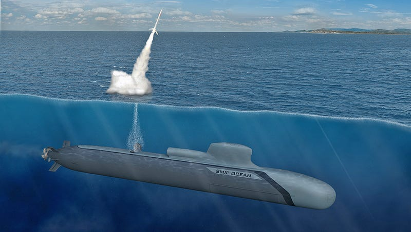 Is This Jumbo Diesel Electric Submarine A True Nuclear