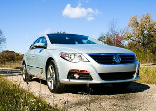 Illustration for article titled 2009 Volkswagen CC: First Drive