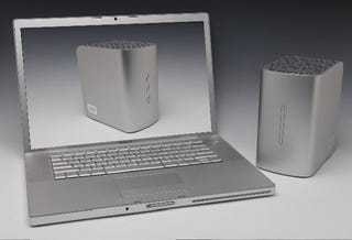 Illustration for article titled Western Digital My Book Studio Edition II Has eSATA, Better Mac Support
