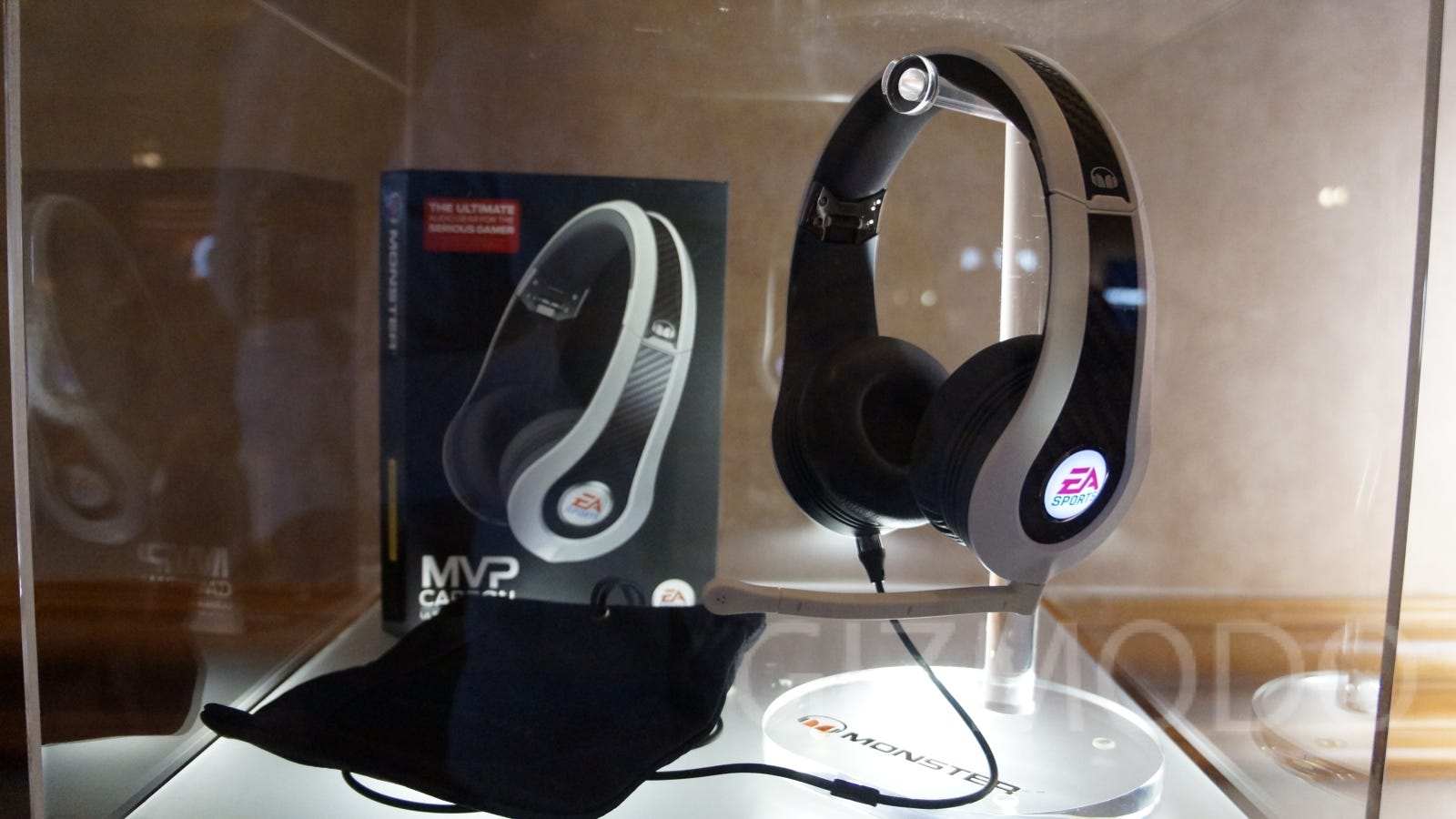 beats wireless headphones used - Monster Is Making Gaming Headphones for EA Sports