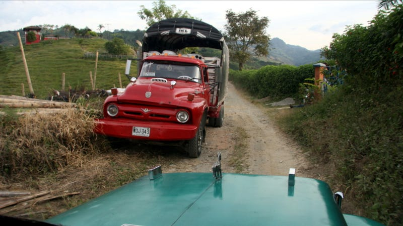 Illustration for article titled Jeep Country, Colombia: Pictures