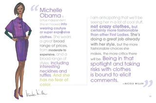 Illustration for article titled Sick Of Talking About Michelle Obama's Style?