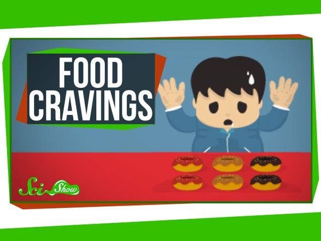 The Psychological Factors That Cause Food Cravings