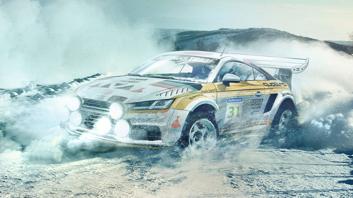 These Modern Interpretations Of Classic Rally Cars Are So Satisfying