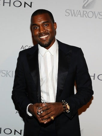 Illustration for article titled Kanye Admits Nude Pics Are Real, Doesn't Seem To Care