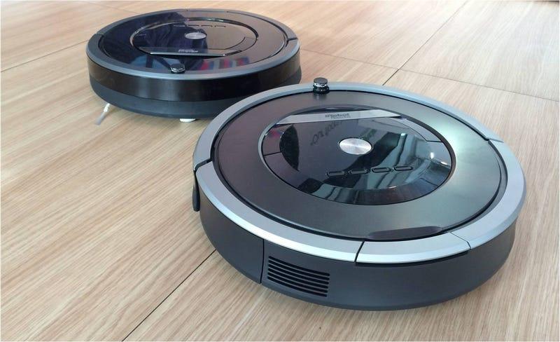 Illustration for article titled Estos son los nuevos robots que acabarán limpiando tu casa