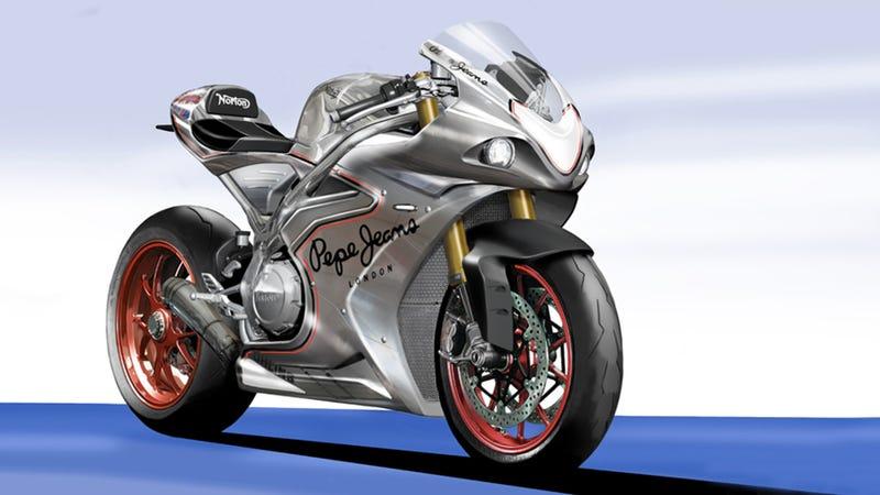 (Illustration credit: Norton Motorcycles)
