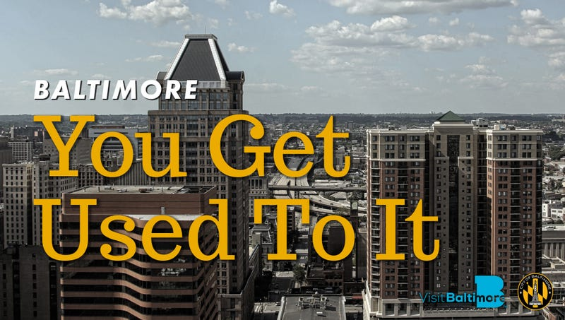 Illustration for article titled City Of Baltimore Targeting Young Professionals With New 'You Get Used To It' Campaign