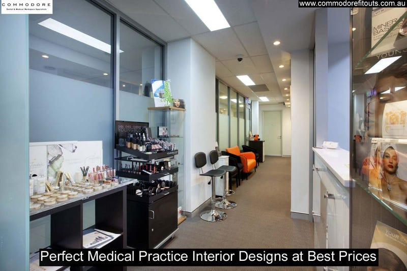 Illustration for article titled Perfect Medical Practice Interior Designs at Best Prices