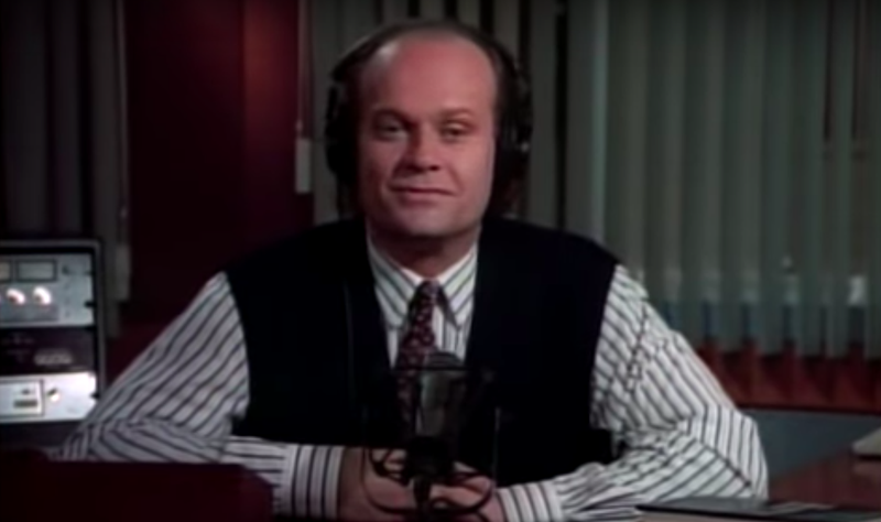 Illustration for article titled What is a boy to do with a Frasier reboot? Kelsey Grammer's not sure