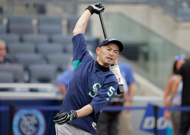 Illustration for article titled Put Ichiro In The Home Run Derby!