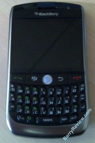Illustration for article titled BlackBerry Javelin Photos Leak Out
