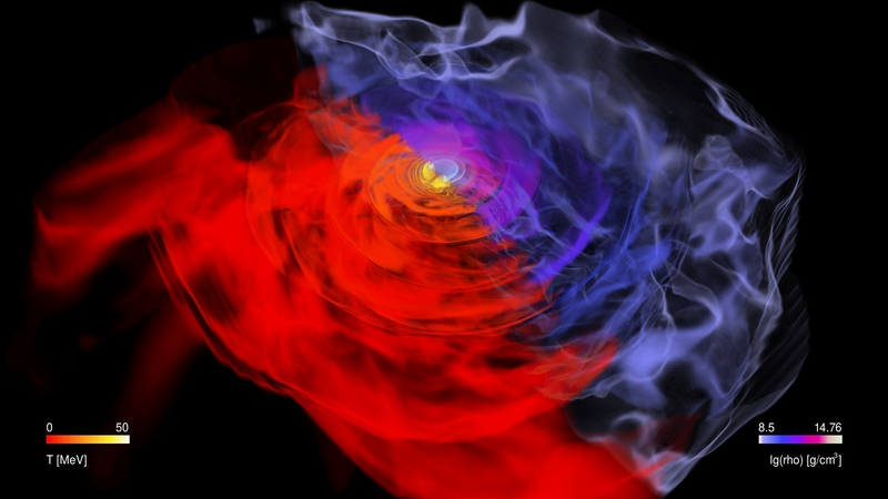Neutron Star Collisions Could Reveal Mysterious Quark Matter