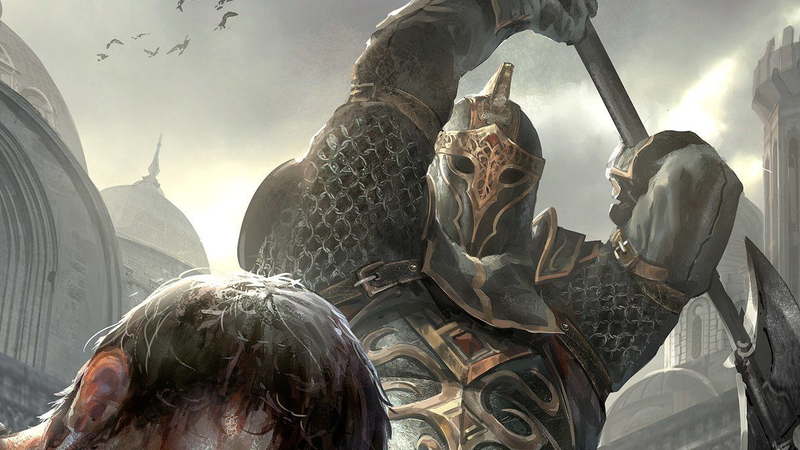 Illustration for article titled Bethesda Takes Hard Line On Cross-Play With Its Elder Scrolls Card Game