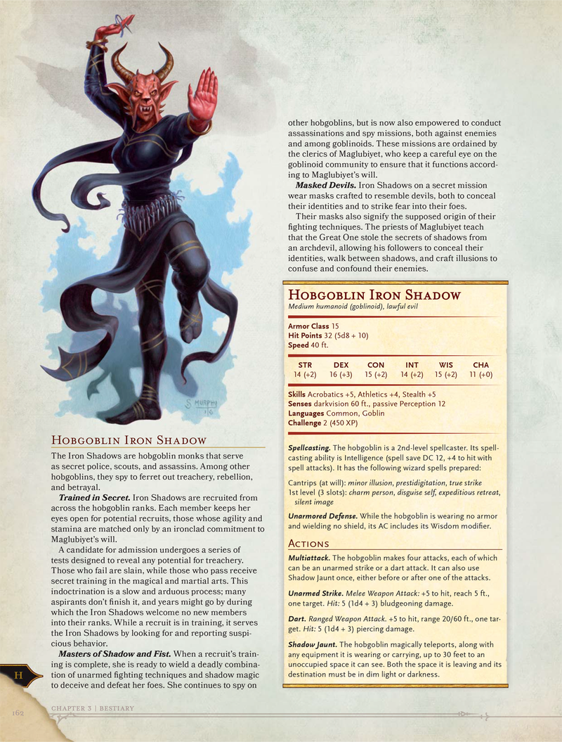 An Inside Look at the Creepy Creatures of Dungeons & Dragons