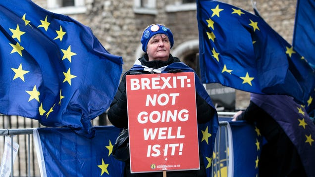 What the Hell is Going On With Brexit? Catch Up with These Flowcharts