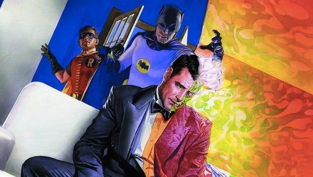 Batman: Return Of The Caped Crusaders William Shatner