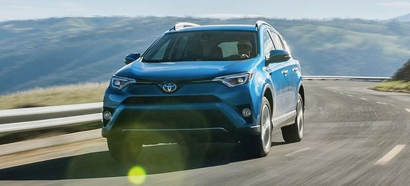 Illustration for article titled Top Toyota Sales Exec Says The Sedan's Days Are Numbered