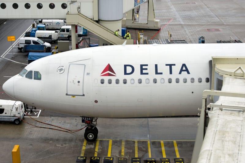 A Delta Airlines planeMARCEL ANTONISSE/AFP/Getty Images