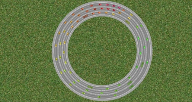 You Can Create Your Own Fake Traffic Jams With This Handy Simulator