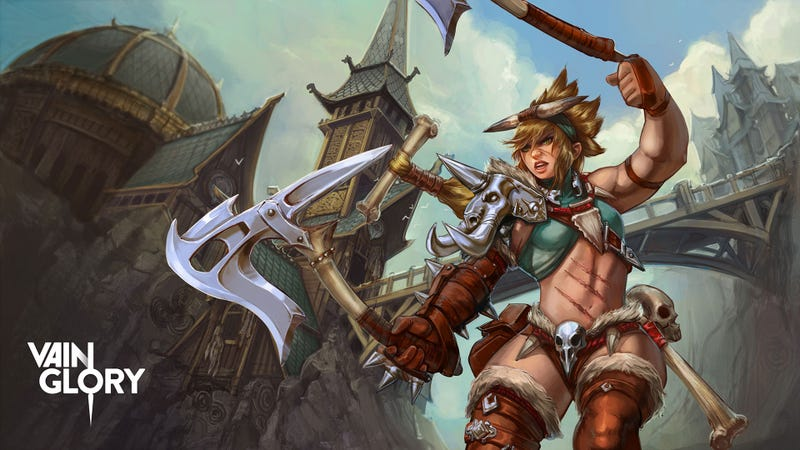 Illustration for article titled The Biggest Mobile MOBA Finally Launches On Android