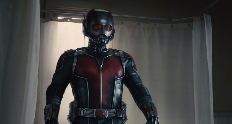 Illustration for article titled Joss Whedon Explains Why Ant-Man Isn't In The Avengers