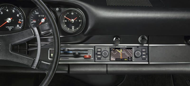 Navigation in a Classic 911?