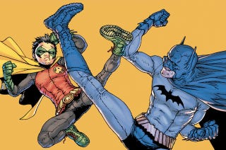 Illustration for article titled The Latest Batman News Is Both Surprising And Not Surprising At All