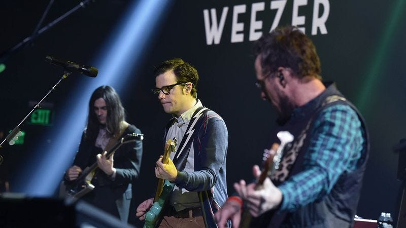 Illustration for article titled 14 Things You Probably Didn't Know About Weezer