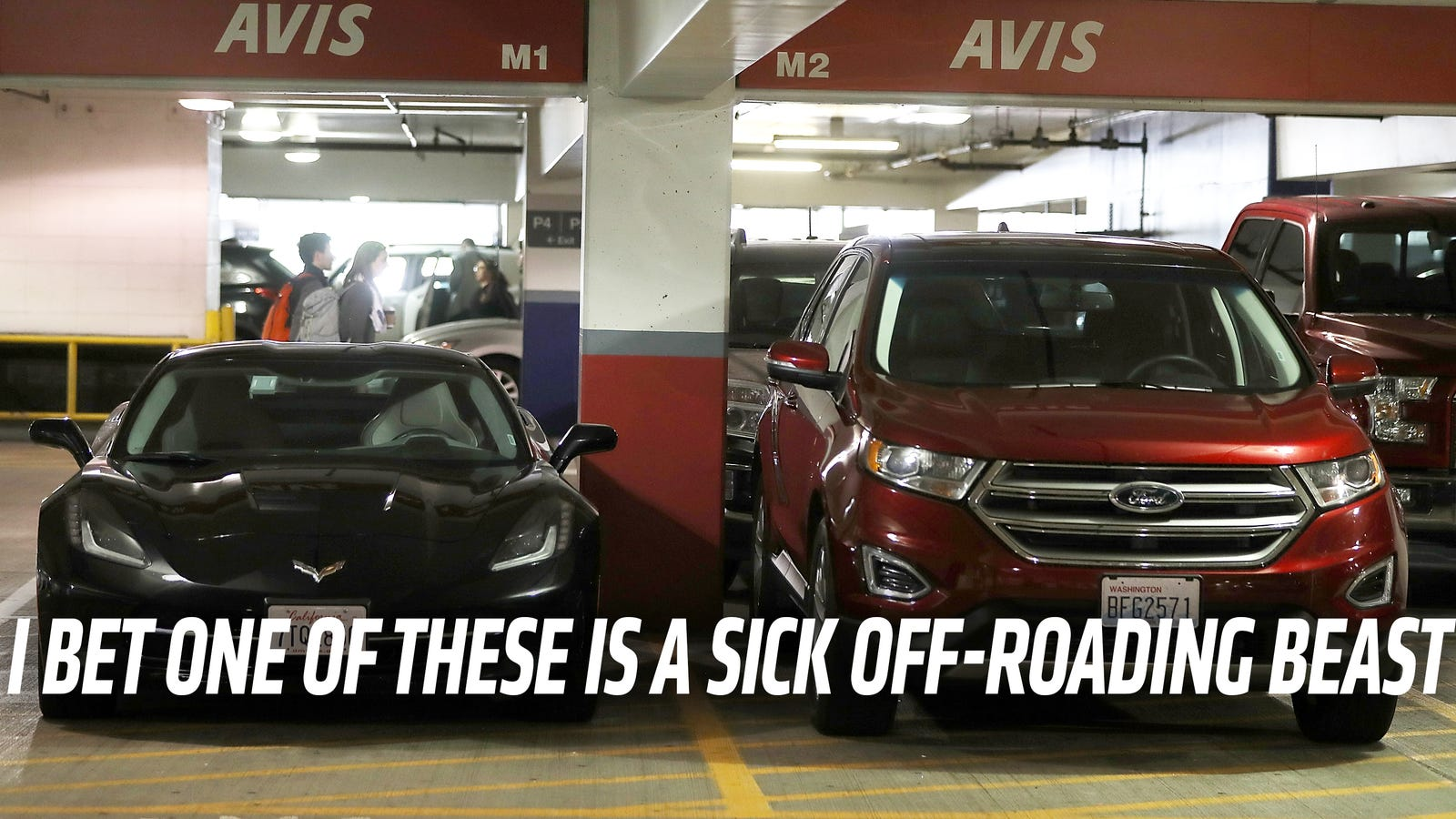 What's The Most Abuse You've Heaped On A Rental Car?