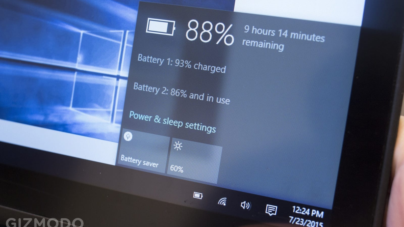 Windows 10 Battery Life Is Better—Except When It's Worse