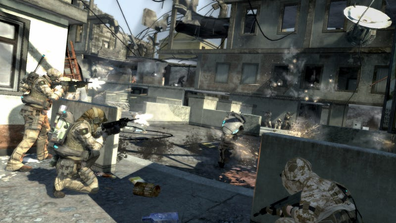 Illustration for article titled Tom Clancy's Ghost Recon Goes Free and Online Only This Summer