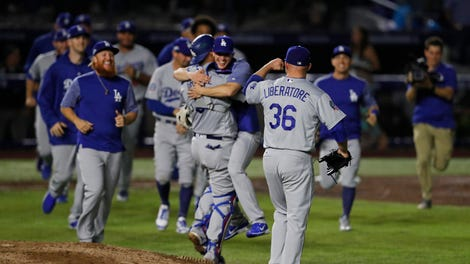 The Dodgers Are Preternaturally Fucked