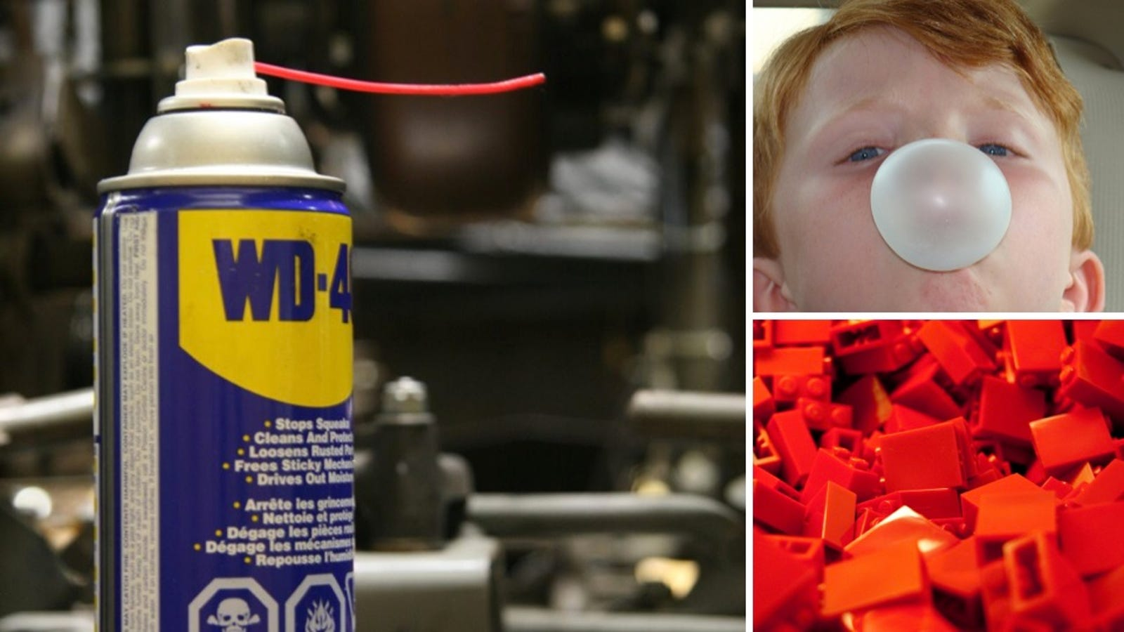 10 surprising uses for wd 40 and 5 places it should never be sprayed. Black Bedroom Furniture Sets. Home Design Ideas