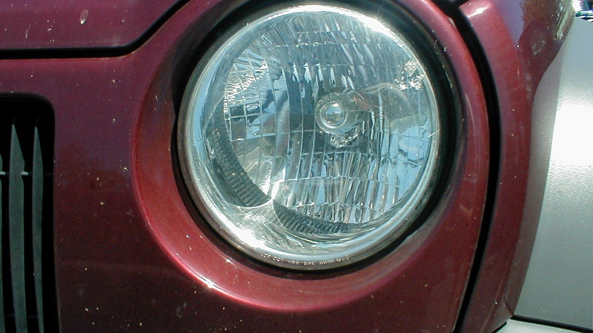 Headlights Explained Halogen Headlight Wiring Diagram Jeep