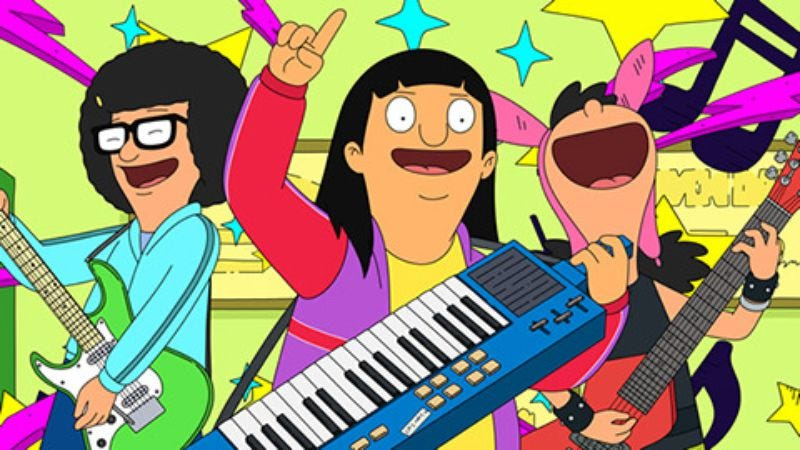 Illustration for article titled Fox gives Bob's Burgers 2 more seasons